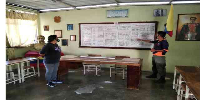 Comunidades de la cuenca de El Chama se organizaron para no enfermar