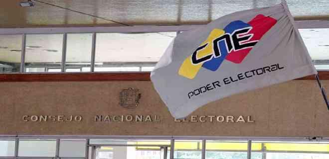 CNE conformó padrón electoral definitivo para el 6D
