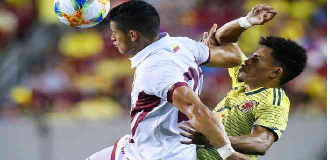 El Colombia – Venezuela por eliminatorias al Mundial se jugará sin público