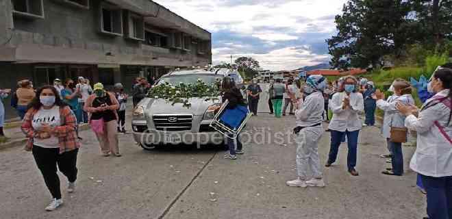 Falleció médico en Mérida tras luchar contra el Covid-19