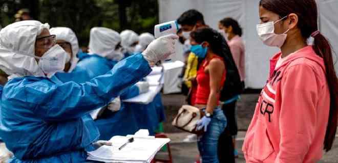 Con 707 nuevos casos de covid-19, Venezuela sobrepasó los 66.000 contagios