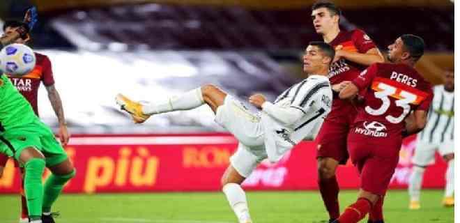 Juventus y Roma dividieron honores en la segunda jornada de la Serie A