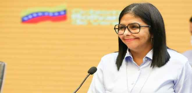 Delcy Rodríguez anuncia 1.086 nuevos contagios y ocho fallecidos por Covid-19