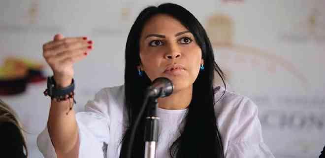 Delsa Solórzano: Informe de la ONU es el libro negro de Nicolás Maduro