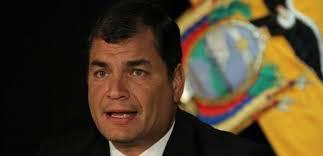 Justicia de Ecuador emite orden de captura para Rafael Correa
