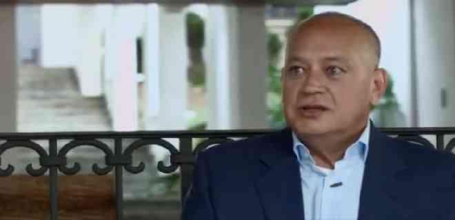 Cabello dice que no es factible que la ANC apruebe una nueva Constitución