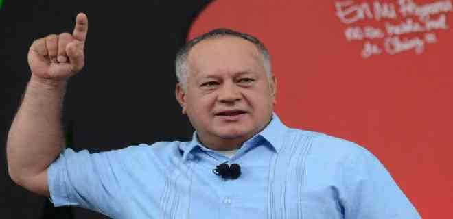 """Cabello calificó de """"ridículo"""" a Guaidó por hablar ante delegaciones de la ONU"""