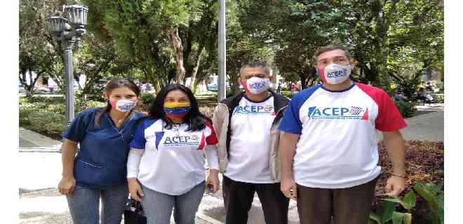 Acep no podrá participar como partido político en las parlamentarias