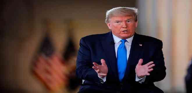 Trump critica a altos mandos del Ejército y del Pentágono