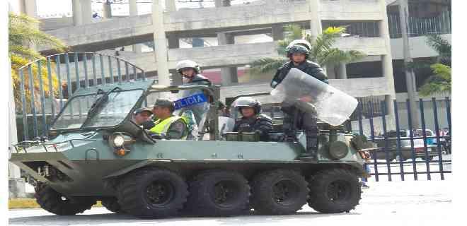 200 efectivos de seguridad y salud se desplegarán durante el juego de Libertadores