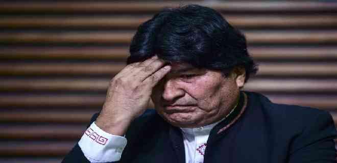 Bolivia enjuiciará A Evo Morales por ecocidio