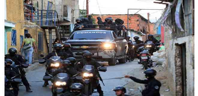 Balacera en la Cota 905 sacudió parte del oeste de Caracas