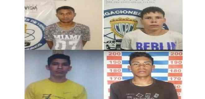 Cuatro delincuentes se fugaron de los calabozos del Cicpc en Los Teques