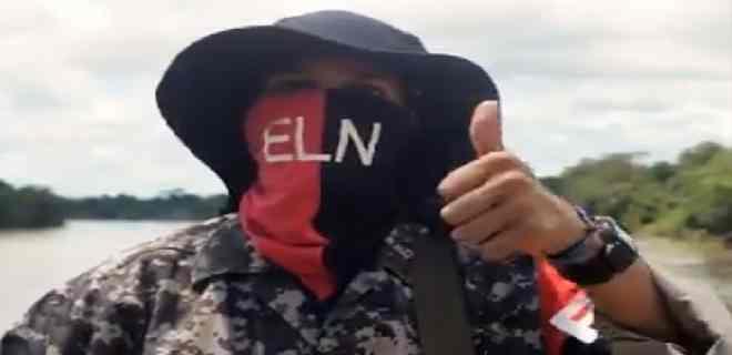 ELN admite participación en las protestas contra brutalidad policial
