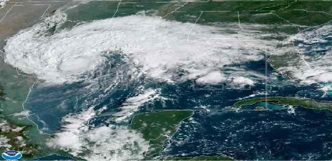 EEUU| Beta cerca de Texas mientras el huracán Teddy va a Nueva Escocia