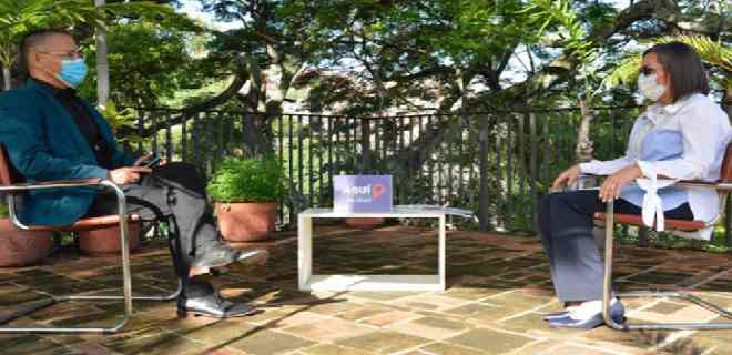 Indira Alfonzo insiste en extender a dos días las parlamentarias