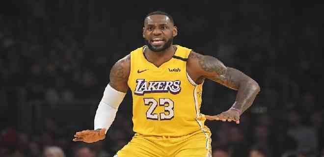 LeBron James lleva a los Lakers a su primera final desde 2010