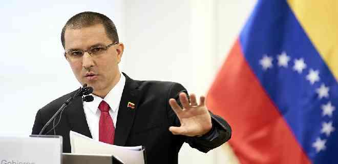 Jorge Arreaza calificó de «subordinada» la política exterior de Canadá