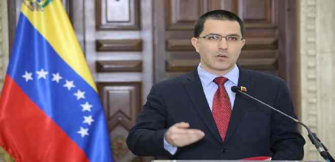 Canciller desestimó reunión en la OEA sobre Venezuela