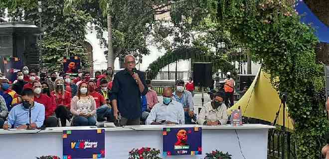 Rodríguez recalca que habrá comicios «ante cualquier circunstancia»
