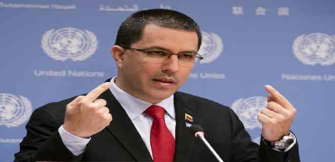 Arreaza respondió a la ONU y aseguró que Leopoldo López no fue torturado en Ramo Verde