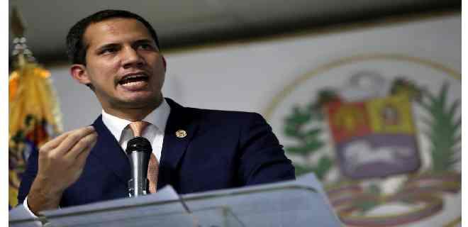 Guaidó en apoyo a protestas: Queremos recuperar nuestra libertad