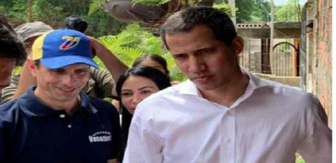 Enviados de Borrell se reunieron con los equipos de Guaidó y de Capriles