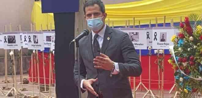 Guaidó: Hoy Venezuela en una emergencia humanitaria