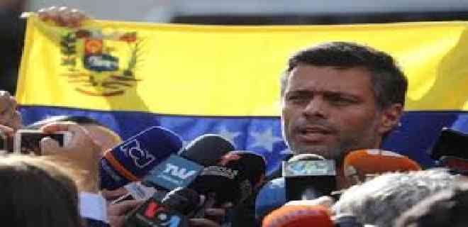 Leopoldo López: Cada víctima de Maduro y de sus cómplices recibirá justicia