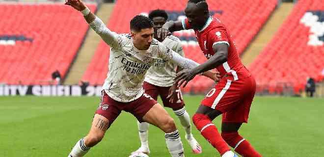 El Liverpool doblega al Arsenal de Arteta