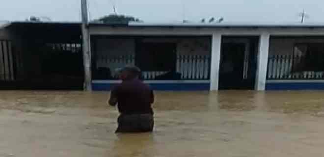 Más de 2 mil afectados dejan lluvias en Guanare