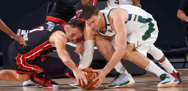 Los Heat eliminan a Bucks y avanzan a las finales del Este