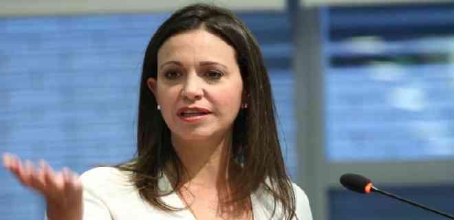 """María Corina Machado sobre informe de la ONU: """"¿Se atreverá la UE a enviar una misión que explore las condiciones electorales?"""""""