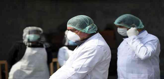 Aumentó a 171 la cifra de trabajadores de la salud fallecidos por covid-19