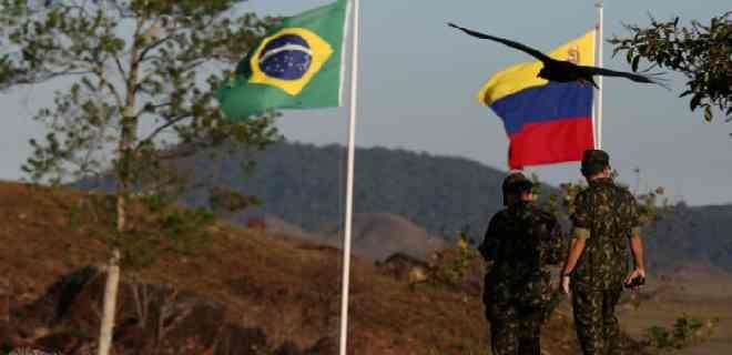 Militarizan zonas indígenas de la Gran Sabana que limitan con Brasil