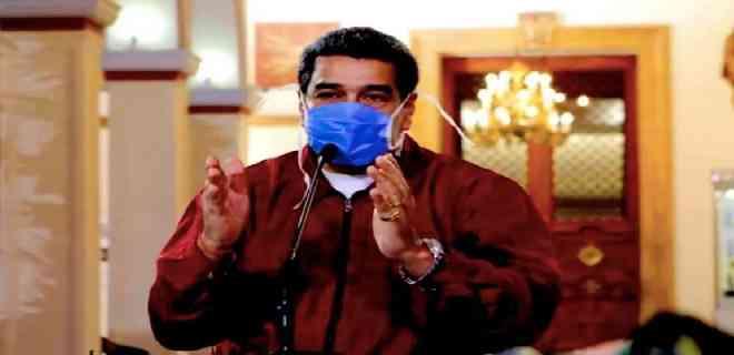 Maduro aseguró que existirá un castigo para quienes vendan las medicinas gratuitas otorgadas para combatir el virus