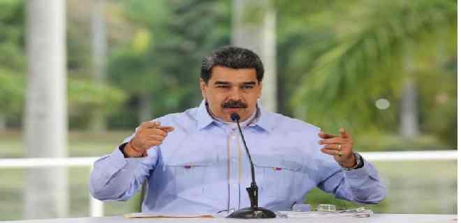 Maduro entregará ley antibloqueo a la ANC
