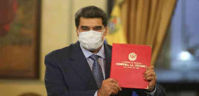 Maduro: llevaremos la verdad de Venezuela al mundo