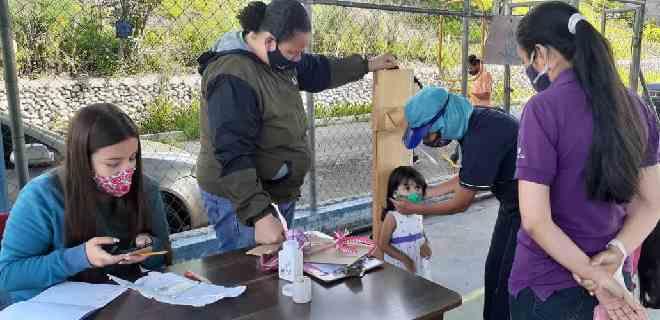 Más de 100 niños y niñas atendidos en diagnóstico de malnutrición en Mérida