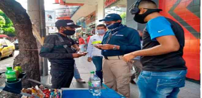 Vuelven los operativos de identificación de migrantes irregulares en Cúcuta