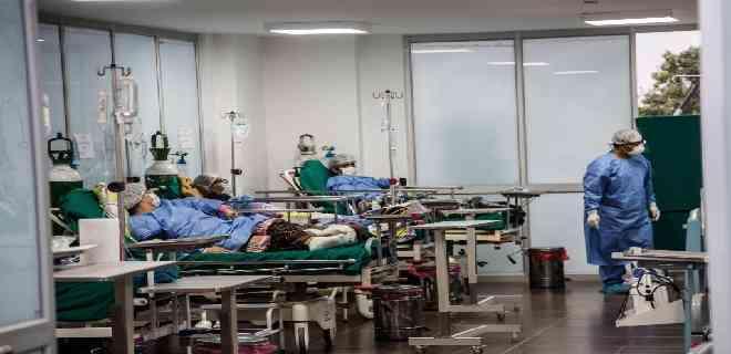 Delcy Rodríguez anuncia 1.213 contagiados y 8 fallecidos por Covid-19