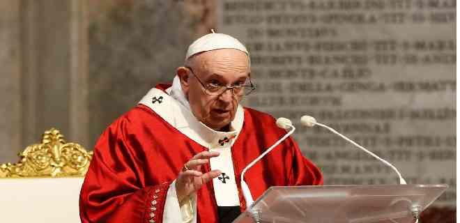 El Papa critica a quien quiere adueñarse de vacunas y sacar ventajas del Covid-19