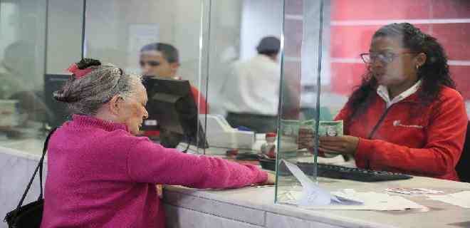 IVSS pagará pensión equivalente a 1 dólar