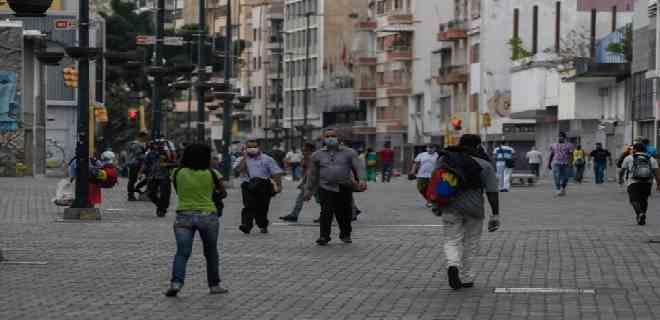 Venezuela vuelve a la cuarentena radical este lunes