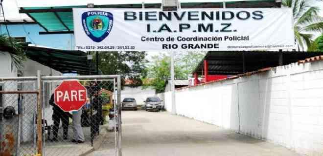 Se fugaron cuatro presos de Polizamora en Guatire