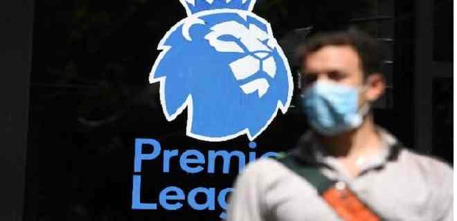 Diez positivos por coronavirus en la Premier League