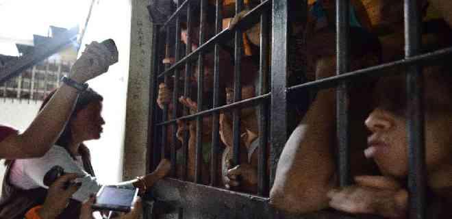 Más de 109 reclusos están contagiados por el COVID-19 en cárceles del país