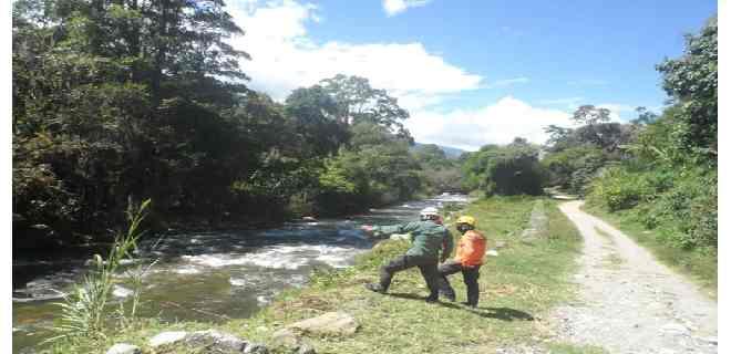 PC Mérida mantiene monitoreo en cuencas de ríos y quebradas