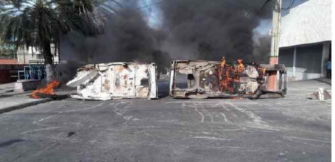 Capriles: Al menos 42 protestas se registraron este #28Sep