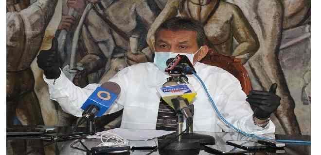 Gobernador Ramón Guevara solicitará suspensión de Parlamentarias del 6-D